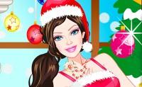 Joulupukeutuminen