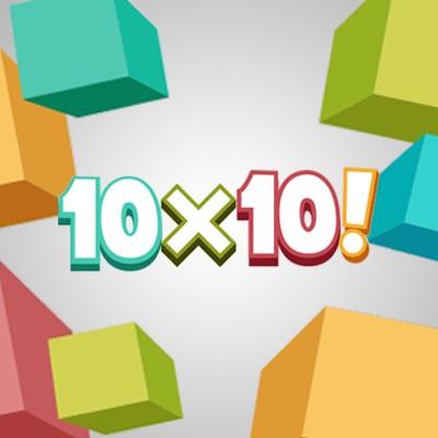 10 X 10 Arabic
