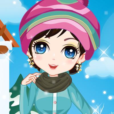 Giochi di vestire ragazze manga