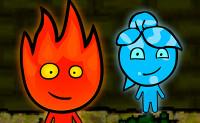 Fireboy & Watergirl spill