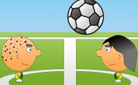1-gegen-1-Fußball