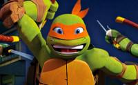 Teenage Mutant Ninja Turtles spelletjes
