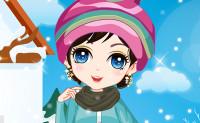 Winters Aankleden Spelletjes