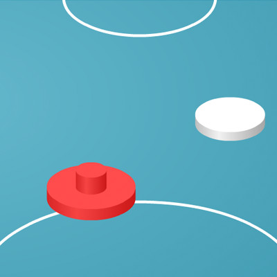 air hockey spel online