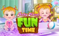 Baby Hazel Speeltijd