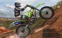 Motocross Op De Berg