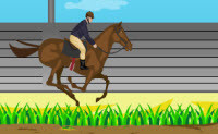 Horse Jumping Champs