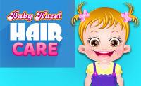 Baby Hazel Haarverzorging