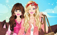 Barbie College Princess
