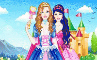 Barbie Diamanten Prinses