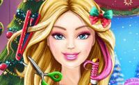 Barbie Christmas Haircuts