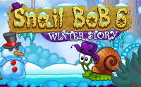 Snail Bob 6 Winter Story