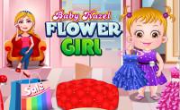 Baby Hazel Bloemen Meisje