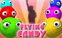 Flying Candy