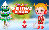 Baby Hazel Christmas Dream