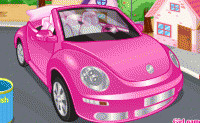 Clean My New Pink Car 2