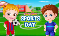 Baby Hazel Sports Day