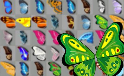 Kyodai Mahjong Schmetterling