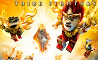 Lego Chima Tribe Fighters