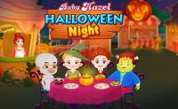 Baby Hazel Halloween Nacht