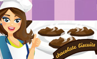Chocolate Biscuits - Cooking with Emma