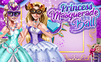 Princess Masquerade Ball