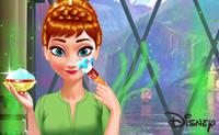 Disney Anna Makeover