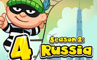 Bob The Robber 4 Season 2: Russia