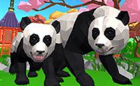 Panda Simulator 3D