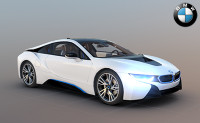 Customize BMW i8