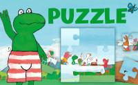 Kikker Puzzel