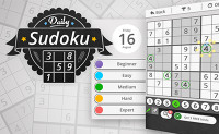 Daily Sudoku 2