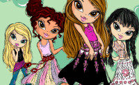 Bratz Foto shoot