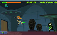Kim Possible - A Sitch In Time episode 01: Present