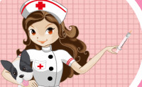 Cute Pet Nurse