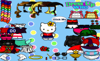 Dress up Hello Kitty 3