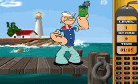 Popeye Find the Numbers